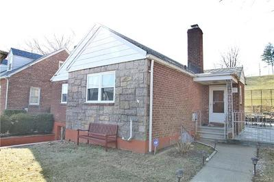 Yonkers Rental For Rent: 83 Halstead Avenue