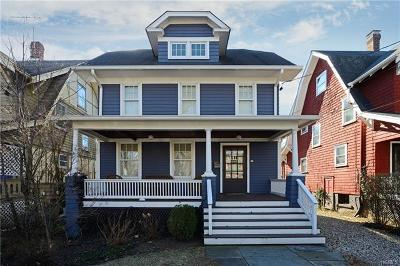 Nyack Single Family Home For Sale: 13 Mansfield Avenue
