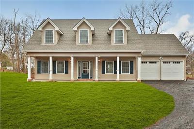 Blauvelt NY Single Family Home For Sale: $735,000