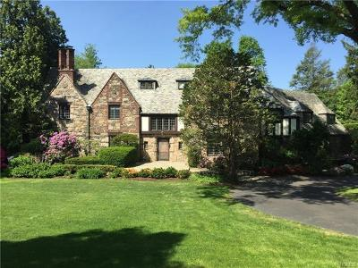 Scarsdale Single Family Home For Sale: 75 Morris Lane