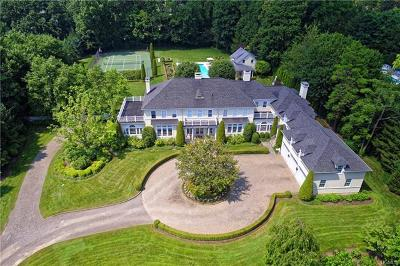 Scarsdale NY Single Family Home For Sale: $5,975,000