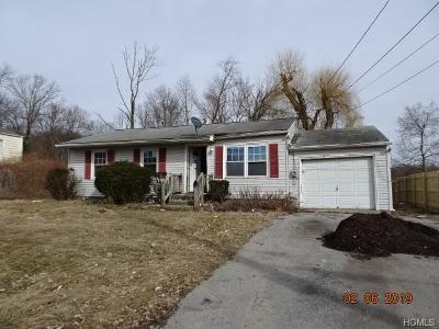 Dutchess County Single Family Home For Sale: 51 Riverview Drive