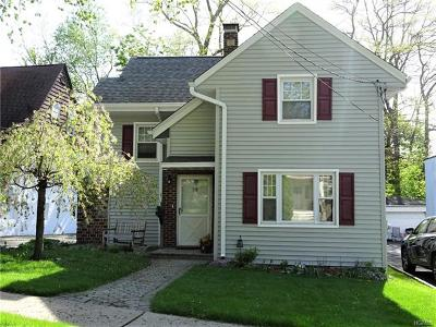 Mamaroneck Single Family Home For Sale: 714 Bradley Street