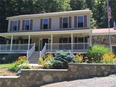 Warwick Single Family Home For Sale: 43 Buttermilk Falls Road