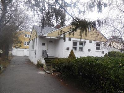 Westchester County Multi Family 2-4 For Sale: 10 9th Street
