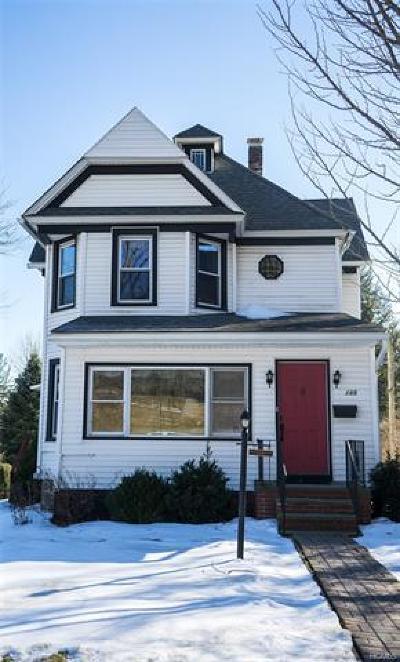 Multi Family 2-4 For Sale: 105 Main Street