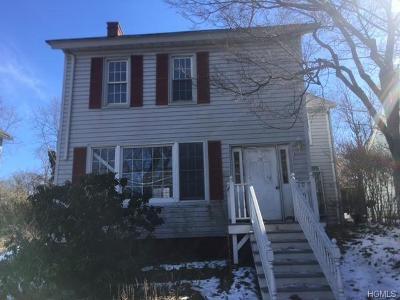 Ossining NY Single Family Home For Sale: $225,000
