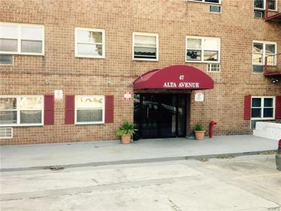 Westchester County Co-Operative For Sale: 47 Alta Avenue #2E