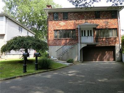 Harrison Rental For Rent: 33 Clifford Place #Front Un