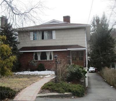 Irvington Multi Family 2-4 For Sale: 80 East Sunnyside Lane