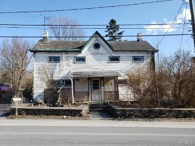 Bloomingburg Multi Family 2-4 For Sale: 688 Burlingham Road