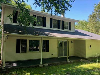 Monroe Single Family Home For Sale: 100 Brower Road
