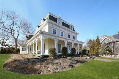 Westchester County Rental For Rent: 110 Mount Pleasant Avenue