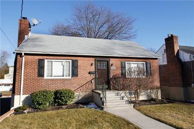 Yonkers Single Family Home For Sale: 192 Mile Square Road