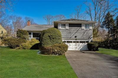White Plains Single Family Home For Sale: 9 Rosewood Road