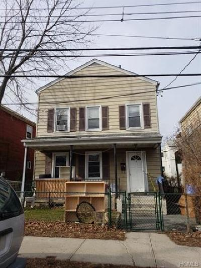 Westchester County Multi Family 2-4 For Sale: 3 West Street