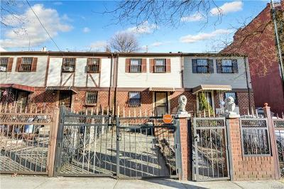 Bronx Single Family Home For Sale: 686 Saint Anns Avenue