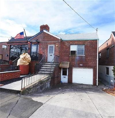 Bronx County Commercial For Sale: 1927 Williamsbridge Road