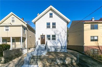 Mount Vernon Multi Family 2-4 For Sale: 29 Monroe Street