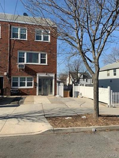 Bronx Multi Family 2-4 For Sale: 241 Graff Avenue