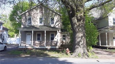 Ellenville Single Family Home For Sale: 17 Church Street