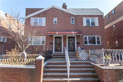 Bronx Single Family Home For Sale: 1930 Mulford Avenue