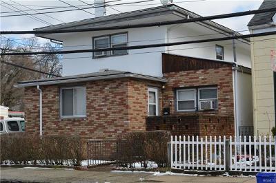 Sleepy Hollow Multi Family 2-4 For Sale: 40 South Washington Street