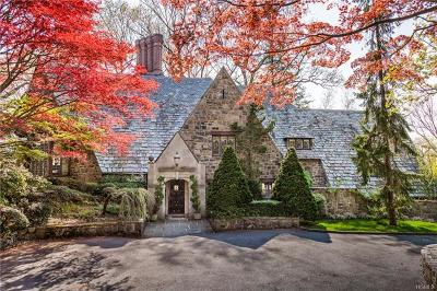 Bronxville Single Family Home For Sale: 3 Elm Rock Road