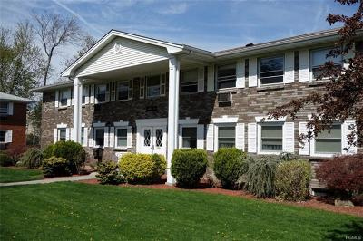 Rockland County Condo/Townhouse For Sale: 20 Normandy #2