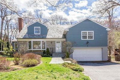 Bronxville Single Family Home For Sale: 9 Leggett Road