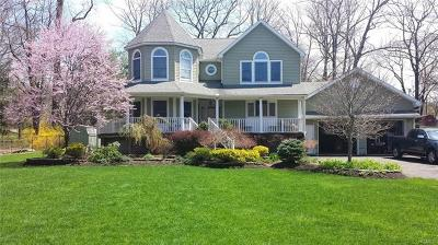 Rockland County Single Family Home For Sale: 60 Call Hollow Road