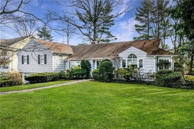 Scarsdale Single Family Home For Sale: 30 Farragut Road