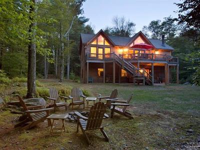 White Lake NY Single Family Home For Sale: $695,000