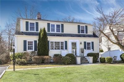 Rye Single Family Home For Sale: 58 Intervale Place