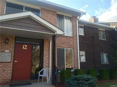 Monroe Condo/Townhouse For Sale: 12 Barnett Drive #3
