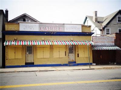 Peekskill NY Commercial For Sale: $425,000