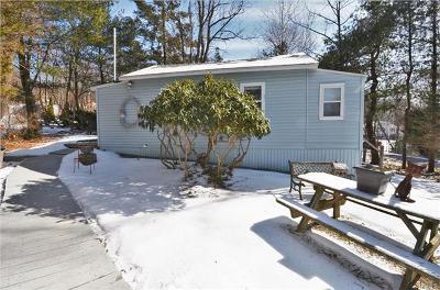 Single Family Home For Sale: 1 Walker Road