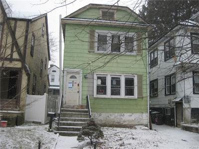 Westchester County Multi Family 2-4 For Sale: 430 Bedford Avenue