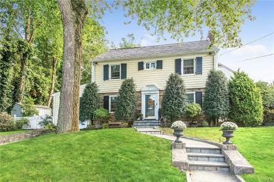 New Rochelle Single Family Home For Sale: 1091 Webster Avenue