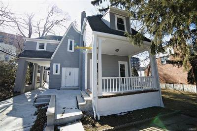 Yonkers Single Family Home For Sale: 28 Belvedere Drive