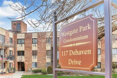 Yonkers Condo/Townhouse For Sale: 117 Dehaven Drive #140