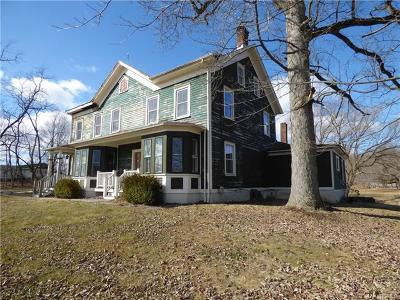 Pine Bush Single Family Home For Sale: 3308 New Prospect Road