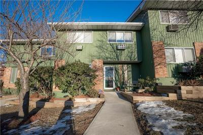 Westchester County Condo/Townhouse For Sale: 263 Coachlight Square #263