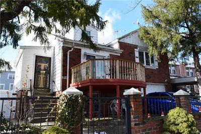Bronx Single Family Home For Sale: 2237 Woodhull Avenue