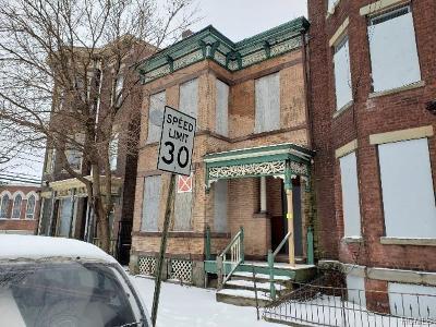Newburgh Multi Family 2-4 For Sale: 17 William Street