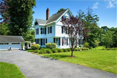 pawling Single Family Home For Sale: 392 Old Quaker Hill Road