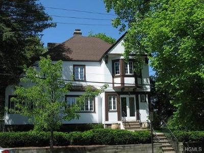 Westchester County Single Family Home For Sale: 100 Faneuil Place