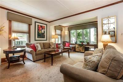 White Plains Single Family Home For Sale: 7 Walworth Terrace