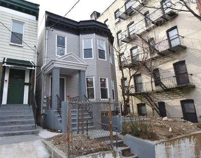 Bronx Multi Family 2-4 For Sale: 630 East 230th Street
