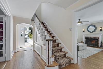 Bronxville Single Family Home For Sale: 87 Summit Avenue